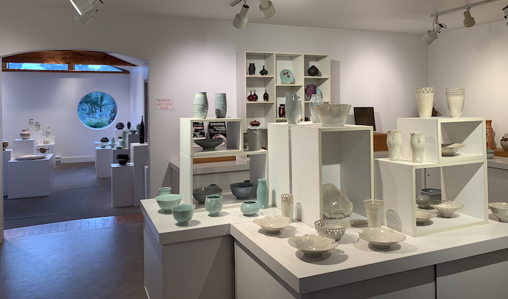 Gallery at Chosin Pottery